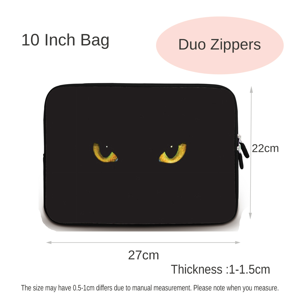 Wonderful Neoprene Soft 10 10.1 10.2 9.7 Tablet Sleeve Bag Funda Tablet 10 Cover Cases Pouch For CHUWI Hi10 Nexus 10.1 Tab PC