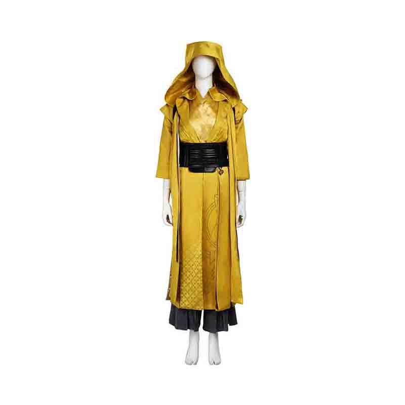 Doctor Strange Costume Ancient One cosplay Full Set Uniform Superhero Costume Halloween Carnival For Adult Women Men