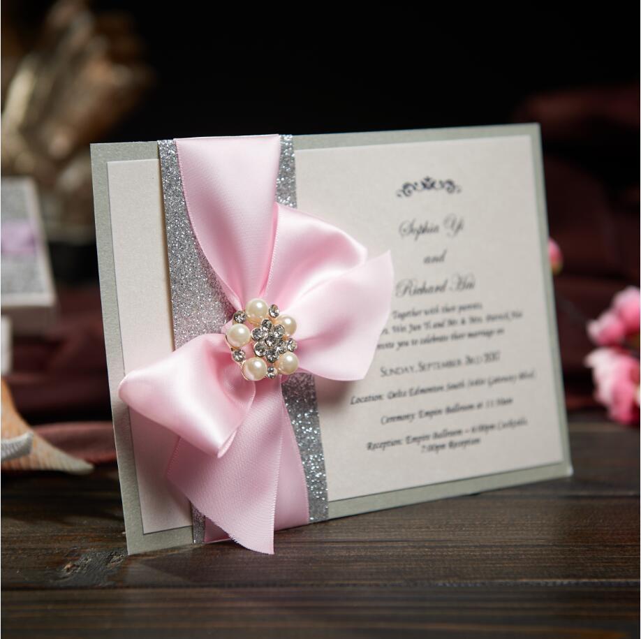 Rustic Wedding Invitations Bulk