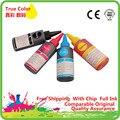 Чернильный краситель премиум-класса 425 426 525 526 125 126 225 225 для CANON все 5 картридж для цветного принтера СНПЧ набор для заправки бутилированных че...