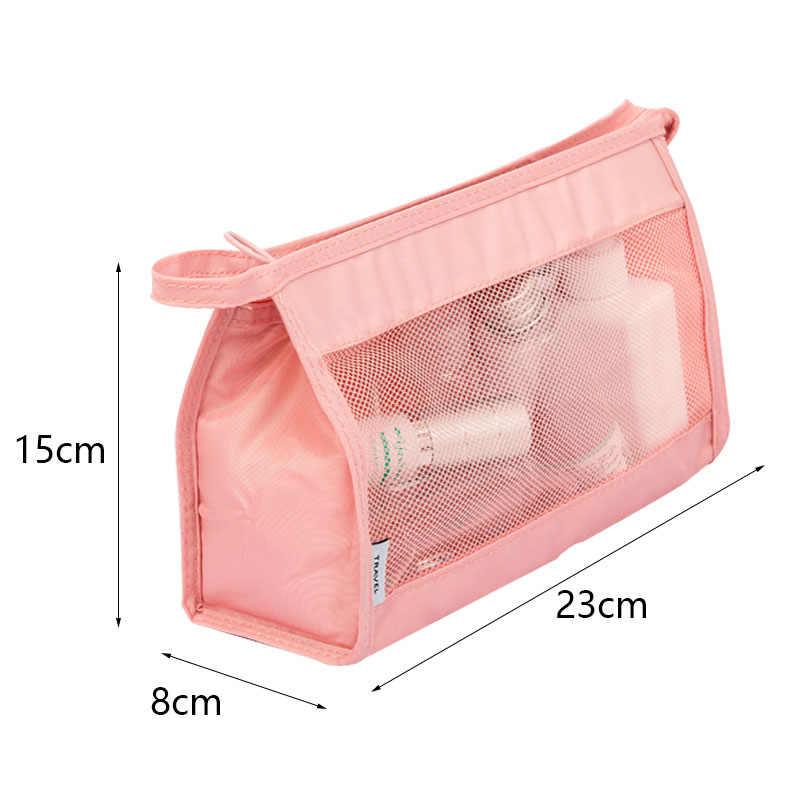 Mihawk Multicolor dostępny moda Oxford kosmetyczka damska męska podróż wodoodporna niezbędna torba akcesoria dostawa produktu