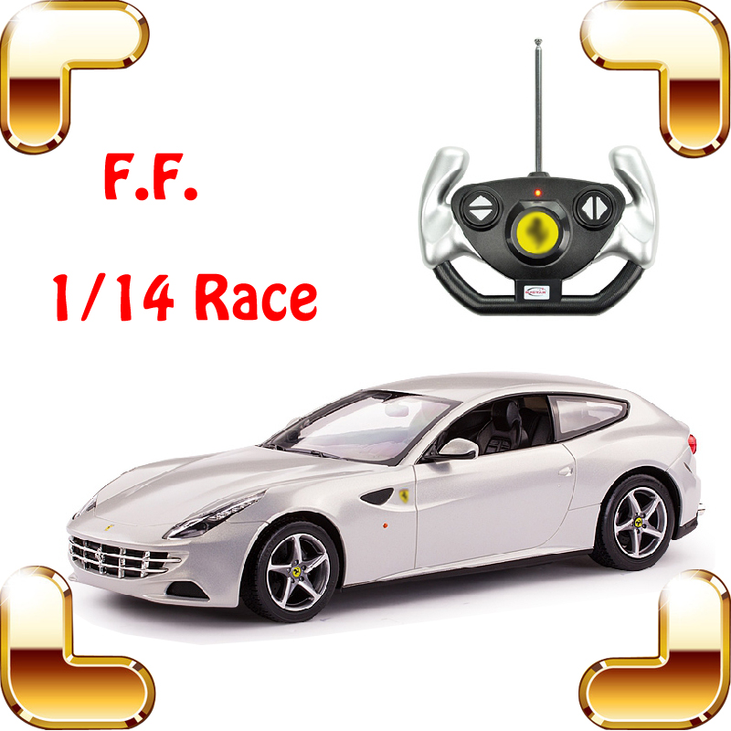 Boys Favour Gift 1/14 FF RC Speed Racing Roadster Car High Speed GT Vehicle Radio Control Toy Far Distance Remote Control Cars large 1 10 rc car high speed racing car 2 4g benz roadster 4 wheel drive radio control sport drift racing car model toy