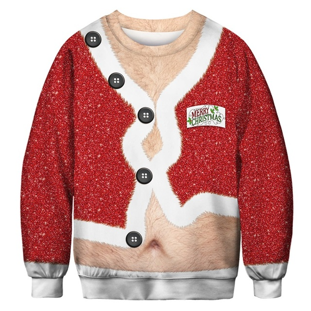 AA30002 Mens ugly christmas sweater 5c64c1130a218