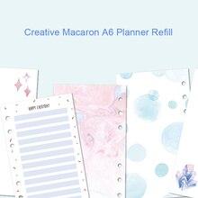 Planner Refill Journals-Filler-Paper Notebook-Accessories Diary Dokibook Creative Spiral