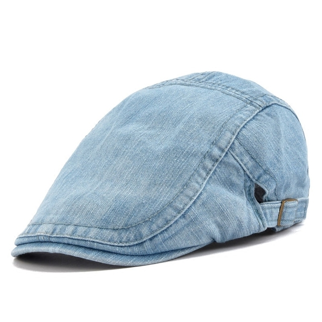 986778d1a Men Gift Wash old Peaked Cap Male Spring Summer Autumn England Fashion  Newsboy Caps Women Casual