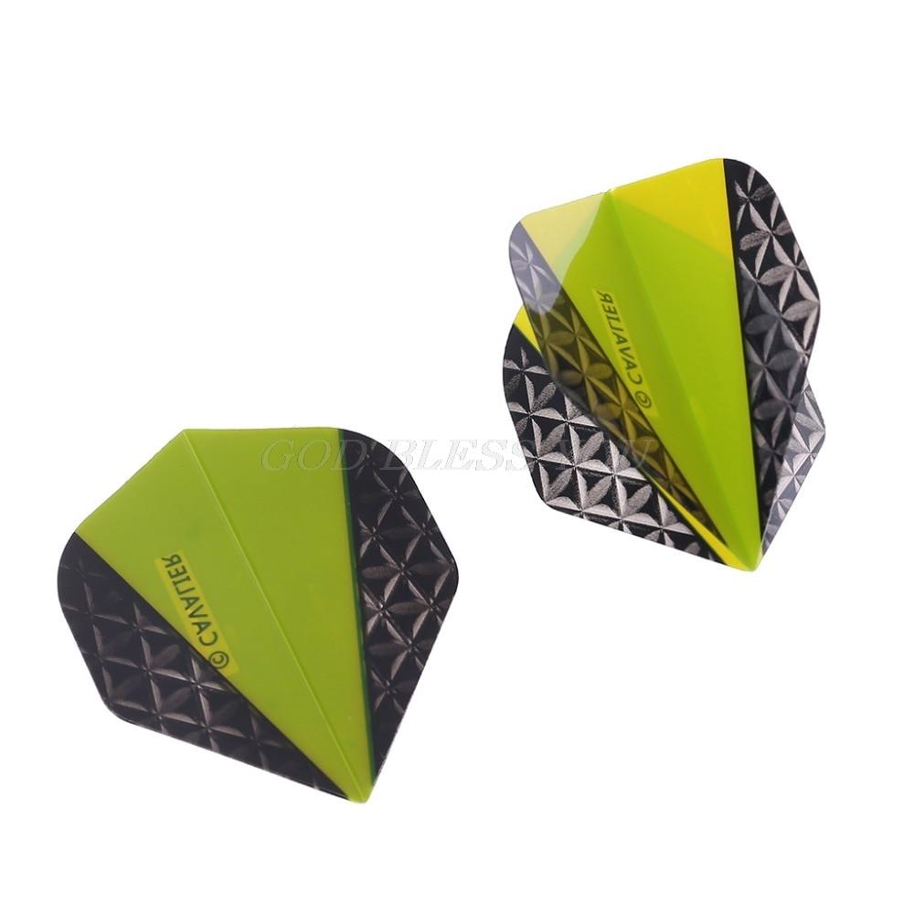 10PCS Durable Dart Flights Nice Standard Darts Outdoor Professional Game Accessories Equipment Supplies