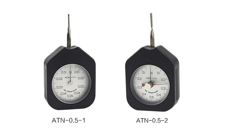 014d6bfed81 ⊹Dial gauge tension 0.5N tensiómetro valor indicadores doble ...