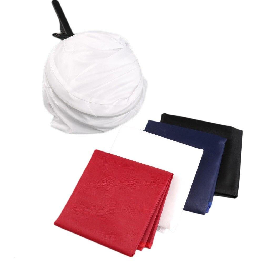 40*40 cm Lavable Ronda Plegable Photo Studio Shooting Tent Light Kit Caja Softbo