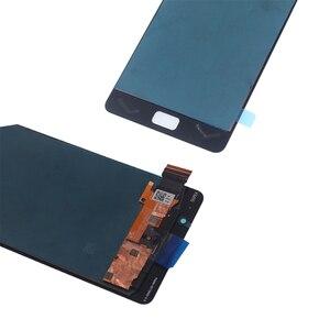 """Image 3 - 5.5 """"SCHERMO AMOLED display Per Lenovo Vibe P2c72 P2a42 P2 LCD + sensore touch screen assembly di ricambio per Lenovo Vibe p2 parte di riparazione"""