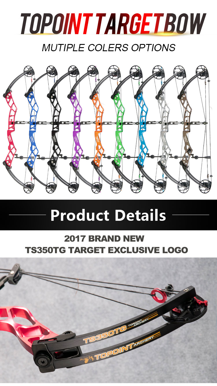 Topoint Archery Target Compound Bow Ts350tg Shooting Left And Figure 28 12v Electric Motor Tester Circuit Wiring Diagram M983 2then Its A Bare Without Accessoriesif You Want To Buy The Accessories On Can Contact Usthank