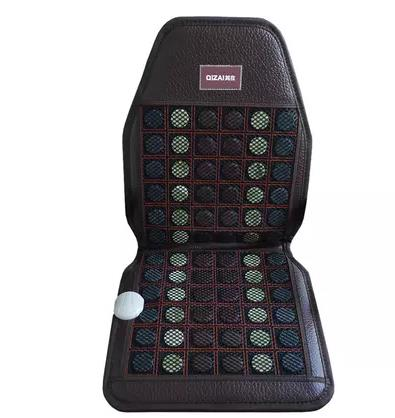 Heating cushion boss chair backrest health cushion jade germanium stone tourmaline ms tomalin electric massage cushion new fashion home massage cushion chair cushion heating pad germanium stone cushion tomalin ochre buffer s office