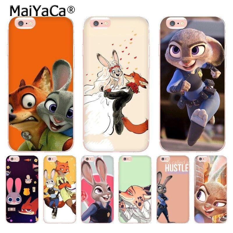 coque iphone 7 zootopia
