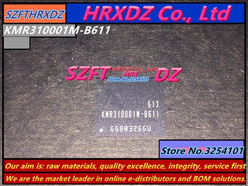 SZFTHRXDZ 100% New original KMR310001M-B611 BGA szfthrxdz 100% new original kmi2u000ma b800 bga kmi2u000ma b800