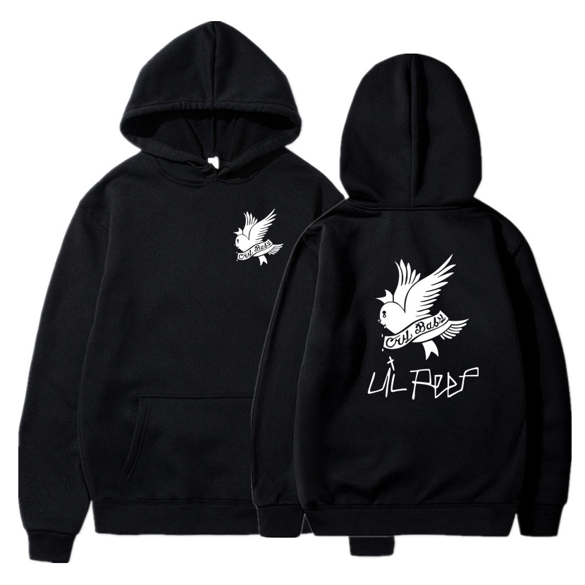 Hoodies Love Sweatshirts Hoddie Lil.peep Cry Baby Male/female Men/women Sudaderas