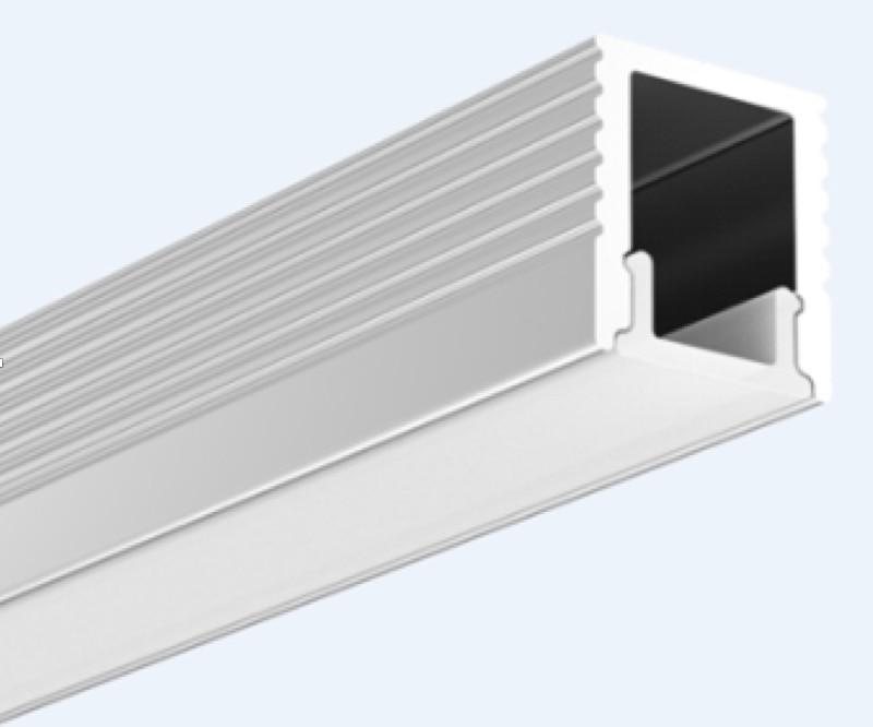 12PCS 1m Length Item No.LA-SL02 Led Aluminum Profile For 5mm Width Led Strip Lights Led Profile Channel Housing Free Shipping