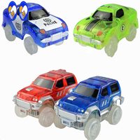 A Toy A Dream Magic Tracks Car Set The Amazing Racetrack 1pc LED Car That