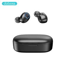 ROCKSPACE СПЦ Беспроводной наушники V5.0 Bluetooth наушники гарнитуры глубокий бас стерео 3D звук устойчивое спортивные наушники гарнитуры