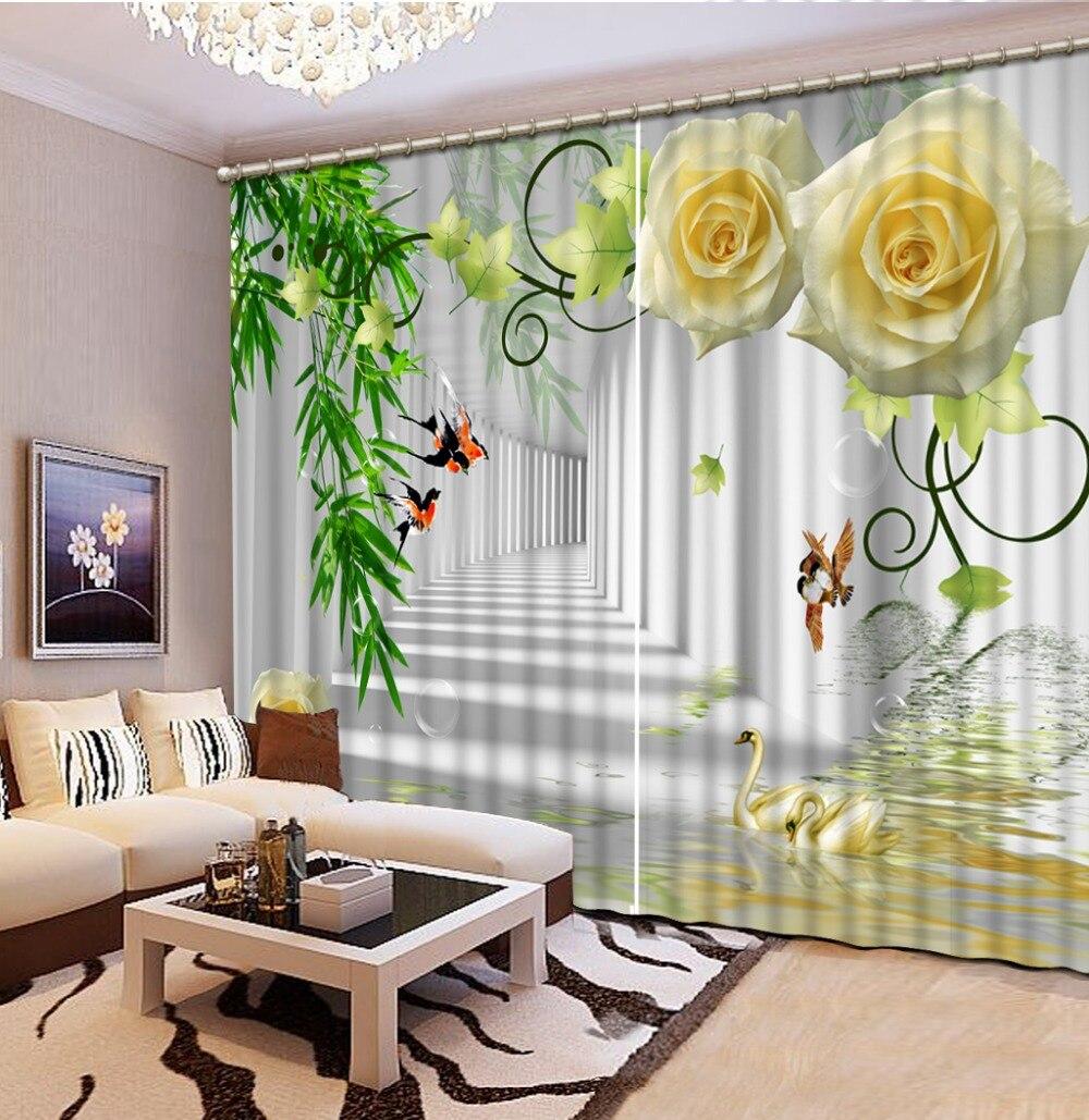 Bambou fen tre rideaux promotion achetez des bambou for Salon impression 3d