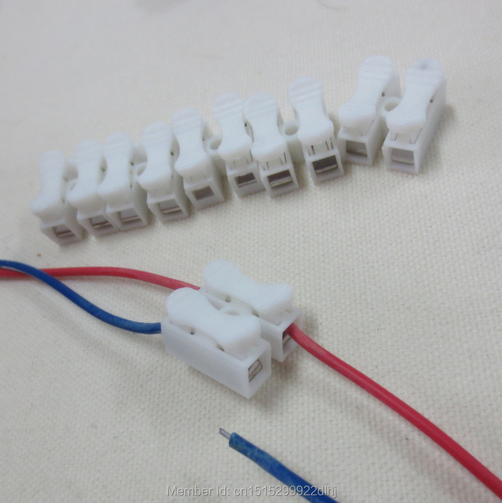 Nice Different Types Of Wire Connectors Images - Electrical and ...