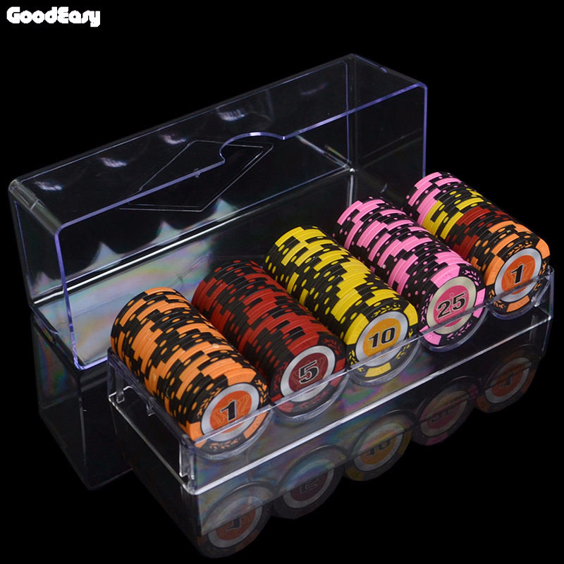 100-pieces-of-chips-1-acylic-chip-box-14g-clay-chips-set-metal-texas-hold'em-font-b-poker-b-font-chips-casino-coins-font-b-poker-b-font-club-accessories
