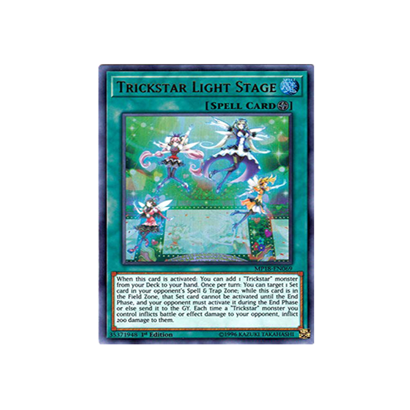 Yu Gi Oh Game Card MP18-EN069 UR Nautical Fairy Light Stage G3C Anime Yugioh Game Card Collection