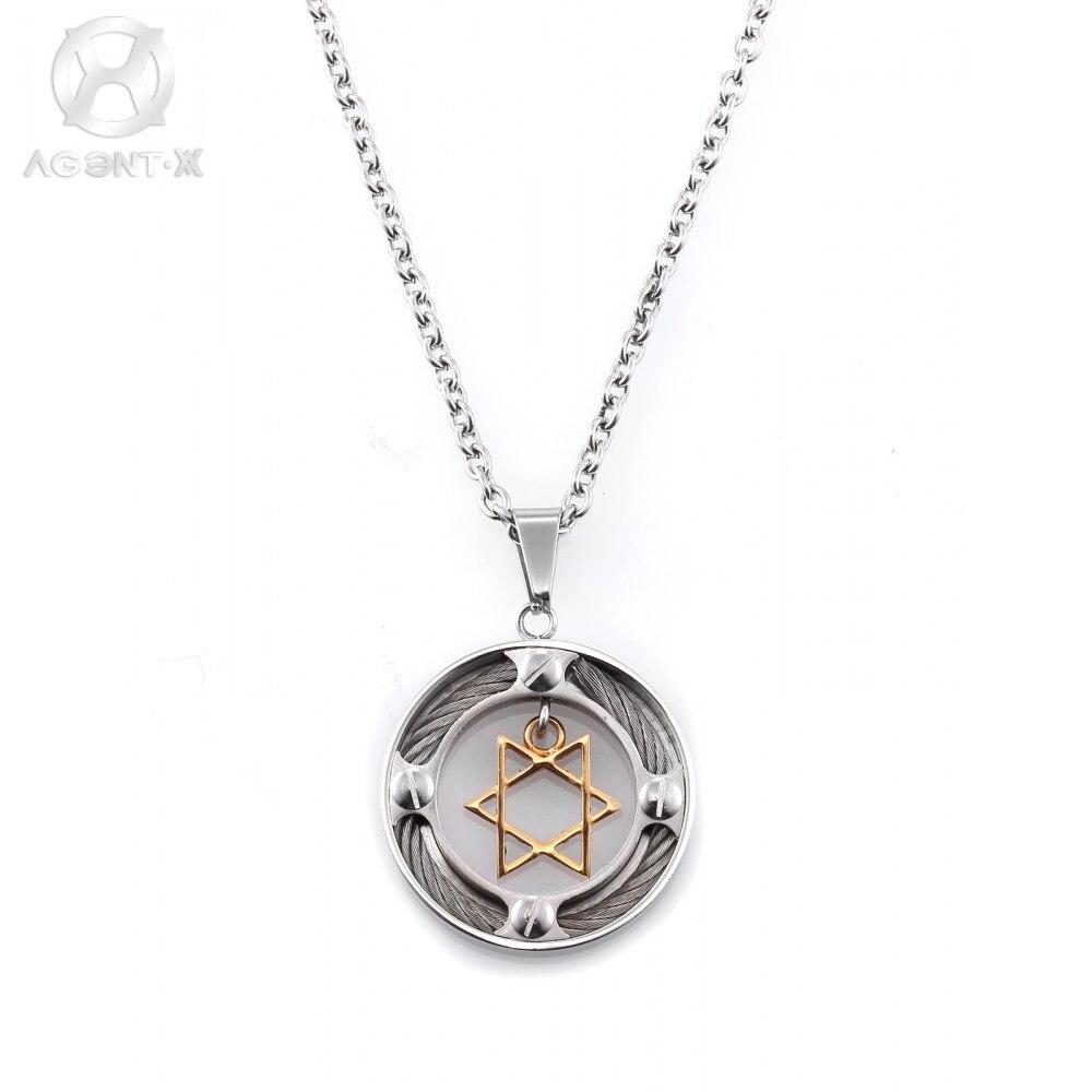 Agentx Men Golden Magen David Star Hexagram Necklace Round. Morganite Pendant. Popular Gold Bangle Bracelet. 300 Dollar Engagement Rings. Iridescent Engagement Rings