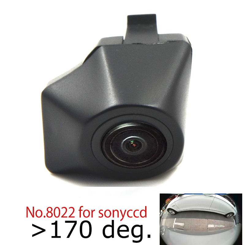Color CCD Vehicle Car Logo Front Emblem View Camera For Kia K3 Sportage R 2011 2012 Logo Camera NTSC / PAL