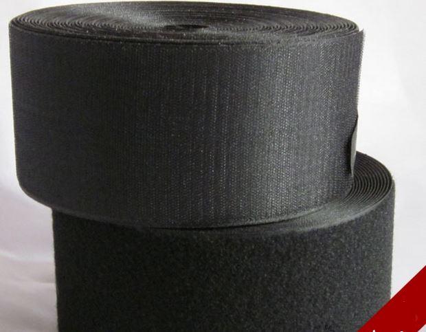 2 Rollos / juego 15cm * 25m de coser Correas de gancho y bucle Cinta - Artes, artesanía y costura - foto 6