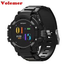 Volemer F7 GPS Smart watch 0.95Inch Wearable Devices Activity Tracker Bluetooth 4.2 Altimeter Barometer Compass GPS Sport soccer