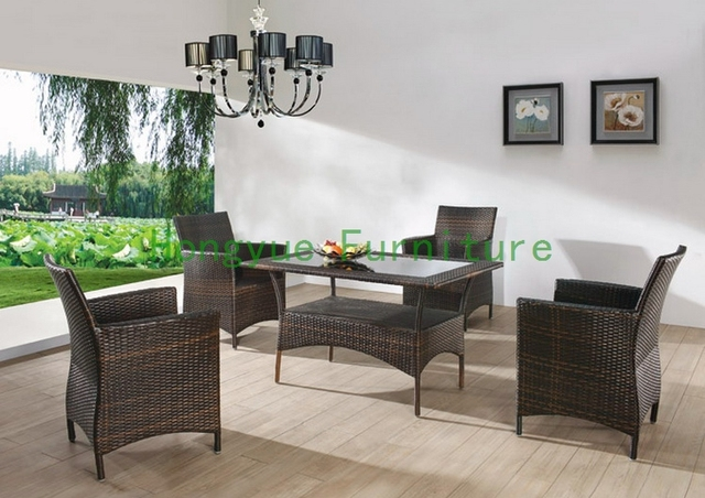new wicker dining furniture,dining table chair