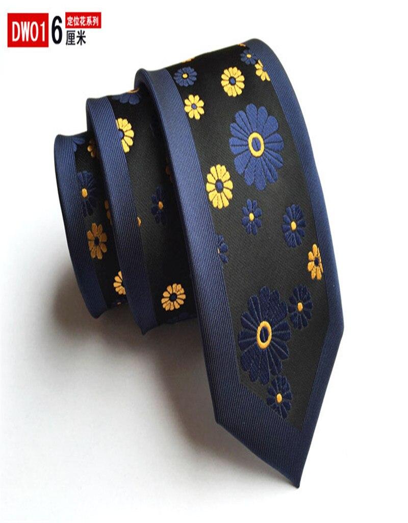 Fein Kausal Herren Krawatten Jacquard Dünne Krawatte Lage Krawatten Für Männer Polyester Seidenkrawatte Für Hochzeit Bräutigam Bussiness Party Krawatte