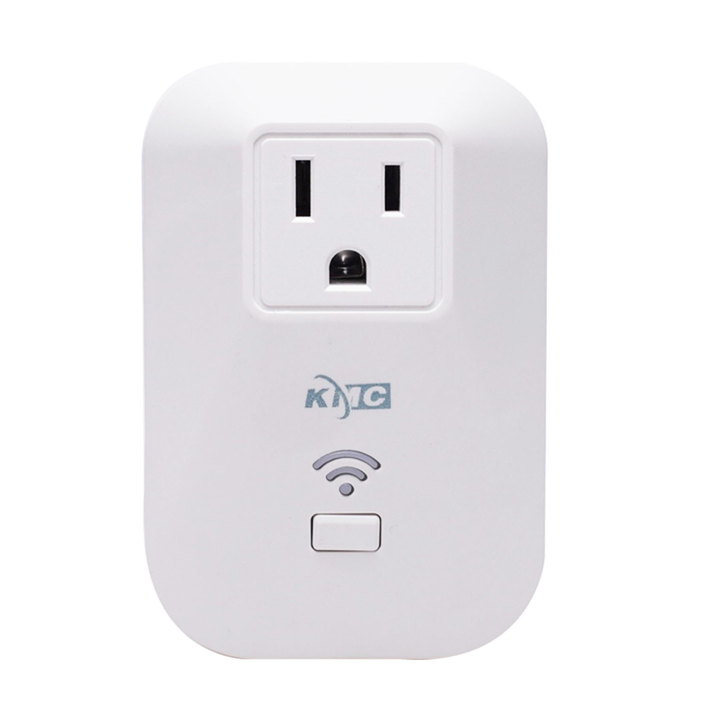 Smart socket wifi mobile phone switch timing plug voice control European and American universal
