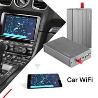 VODOOL Car Airplay Mirroring Mirrorlink Box Converter Easy Operate Mirror Link Car Box for r iPhone 4S iPhone X Support WiFi