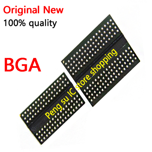 (2piece)100% New H5GC4H24AJR T2C H5GC4H24AJR T2C BGA Chipset