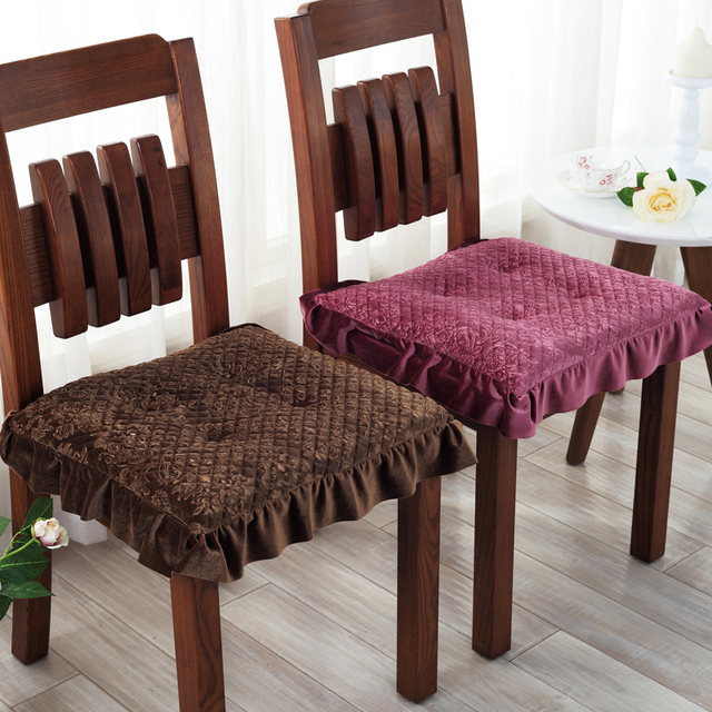 dining room chair pillows kneeling ergonomic pain cushion for cushions home decor living pillow modern soft seat