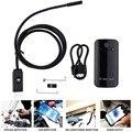 Jingleszcn wifi 7mm de diâmetro 1 m/2 m/5 m comprimento endoscópio endoscópio inspeção tubo de câmera para iphone ios android celular tablet pc