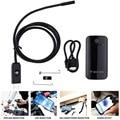 Jingleszcn wifi 7mm diámetro 1 m/2 m/5 m longitud boroscopio endoscopio cámara de inspección de tubería para iphone android ios teléfono móvil tablet pc