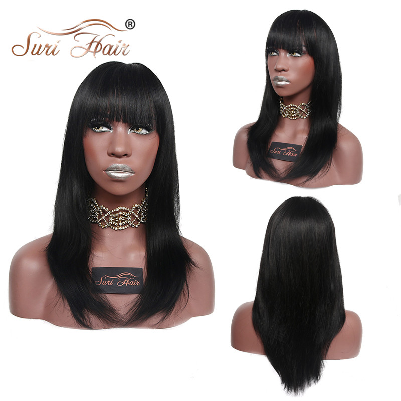 Black/Brown Wigs American With