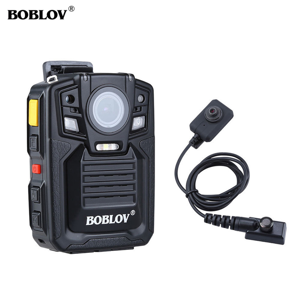 Boblov HD66 Body Worn Camera 32GB Camcorder DVR IR Security Pocket 140 Degree Night Vision+ Extra LensBoblov HD66 Body Worn Camera 32GB Camcorder DVR IR Security Pocket 140 Degree Night Vision+ Extra Lens