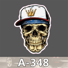 Car styling decor car sticker on auto laptop sticker decal motorcycle fridge skateboard doodle stickers car accessories A-348