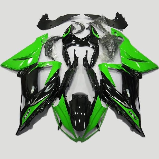 Motorcycle Bodywork Kit Fairing For Kawasaki Ninja Zx6r Zx 6r 636 2017 2016