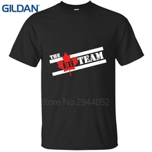 Awesome The Eh Team Canadian Pride Canada Natural man black t shirt Streetwear tee shirt Euro Size Hop online shop(China)
