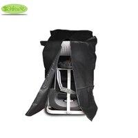 Universal Treadmill part,treadmill dust cover 75X95X148CM,High quality Oxford fabric,Zipper closure Black color waterproof cover