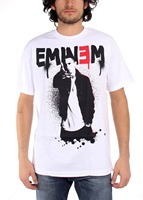 Eminem Rap T Shirt Mens Summer Printed Cool T Shirt Hip Hop Harajuku Camisetas Tees Shirt
