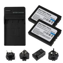 RuigPro EN-EL2 ENEL2 lithium batteries EL2 Digital camera battery For Nikon COOLPIX 2500 3500