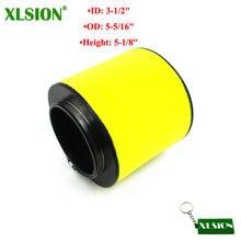 Filtr powietrza XLSION do Honda 17254-HN1-000 TRX650FA TRX400EX TRX400X TRX420 TRX500 Foreman Rubicon ATV