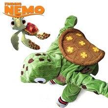 Cute Children Turtle Costume Finding Nemo Little Squirt Fancy Dress Child Sea Animal Halloween for Kids