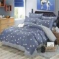 1Pcs Duvet Cover Plaid Stripes Quilt Cover Skin Care Cotton Bedclothes 160x210cm/180x220cm/200x230cm Size