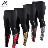 Life on Track Compression Cool Dry Sports Tights Pants Baselayer Running Leggings Yoga Rashguard Men Cool Dry Sports