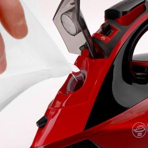 Image 5 - Plancha de vapor portátil, inalámbrica, carga 2600W, 5 velocidades, ajuste de ropa, planchado al vapor, portátil, enchufe europeo